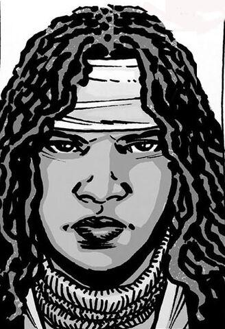 File:Michonne comic.jpg
