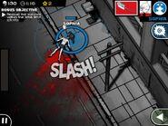 Sophia (Assault) shovel kill