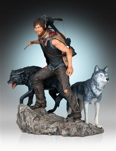 File:Daryl and the Wolves (Regular Release) Statue 1.jpg