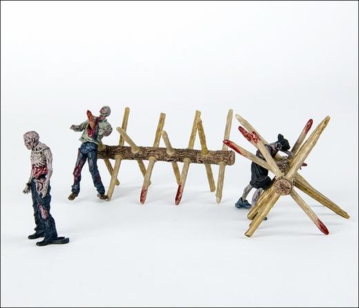 File:The Walking Dead TV Walker Barrier Building Set 3.jpg