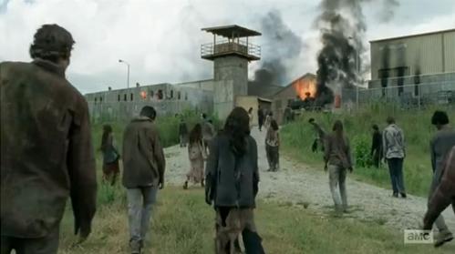Αποτέλεσμα εικόνας για walking dead prison