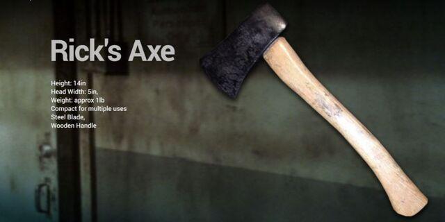 File:Rick's Axe.JPG