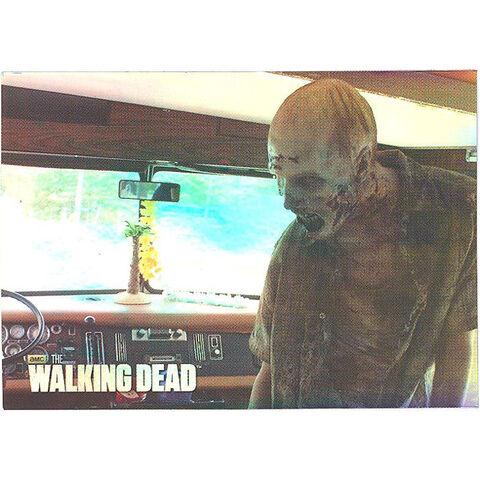File:The Walking Dead - Sticker (Season 2) - S17 (Foil Version).jpg
