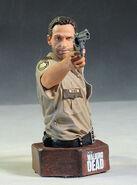Rick Grimes Mini Bust 5