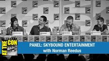 SDCC 2014 Skybound Entertainment Panel ft
