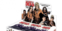 The Walking Dead Comic Book Trading Cards (Set 1)