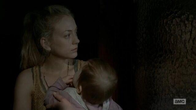 File:Beth talking to Maggie on the door.JPG