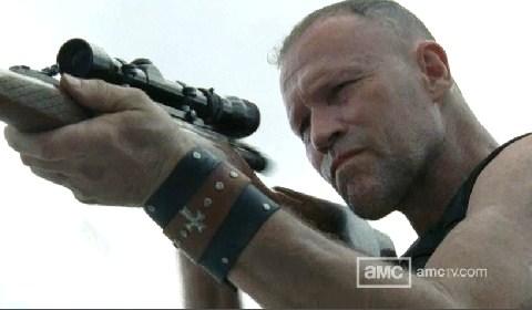 The Walking Dead - R.I.P Merle Dixon [HD] - YouTube