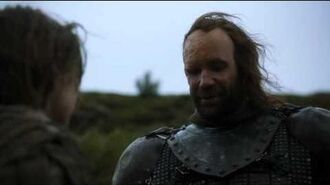 Favorite Scene from The Hound
