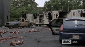 FEMA Melted Bodies
