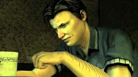 Brian Sommer as Danny St. John in Telltale's The Walking Dead