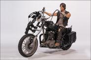 McFarlane Toys The Walking Dead TV Series 5 Daryl Dixon & Chopper Box Set 3