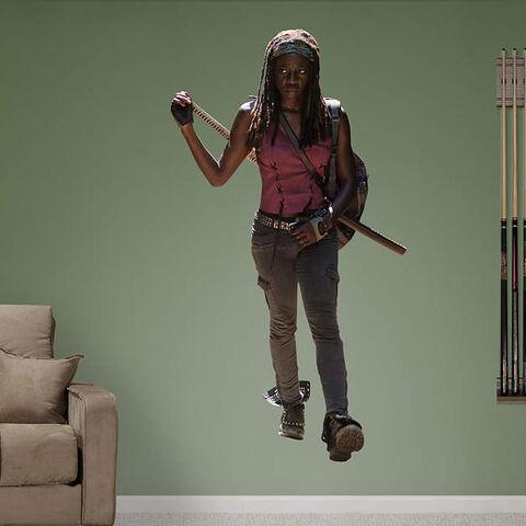File:Michonne Fathead Wall Decal.jpg