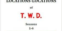Locations-Locations of T.W.D. Seasons 1-4