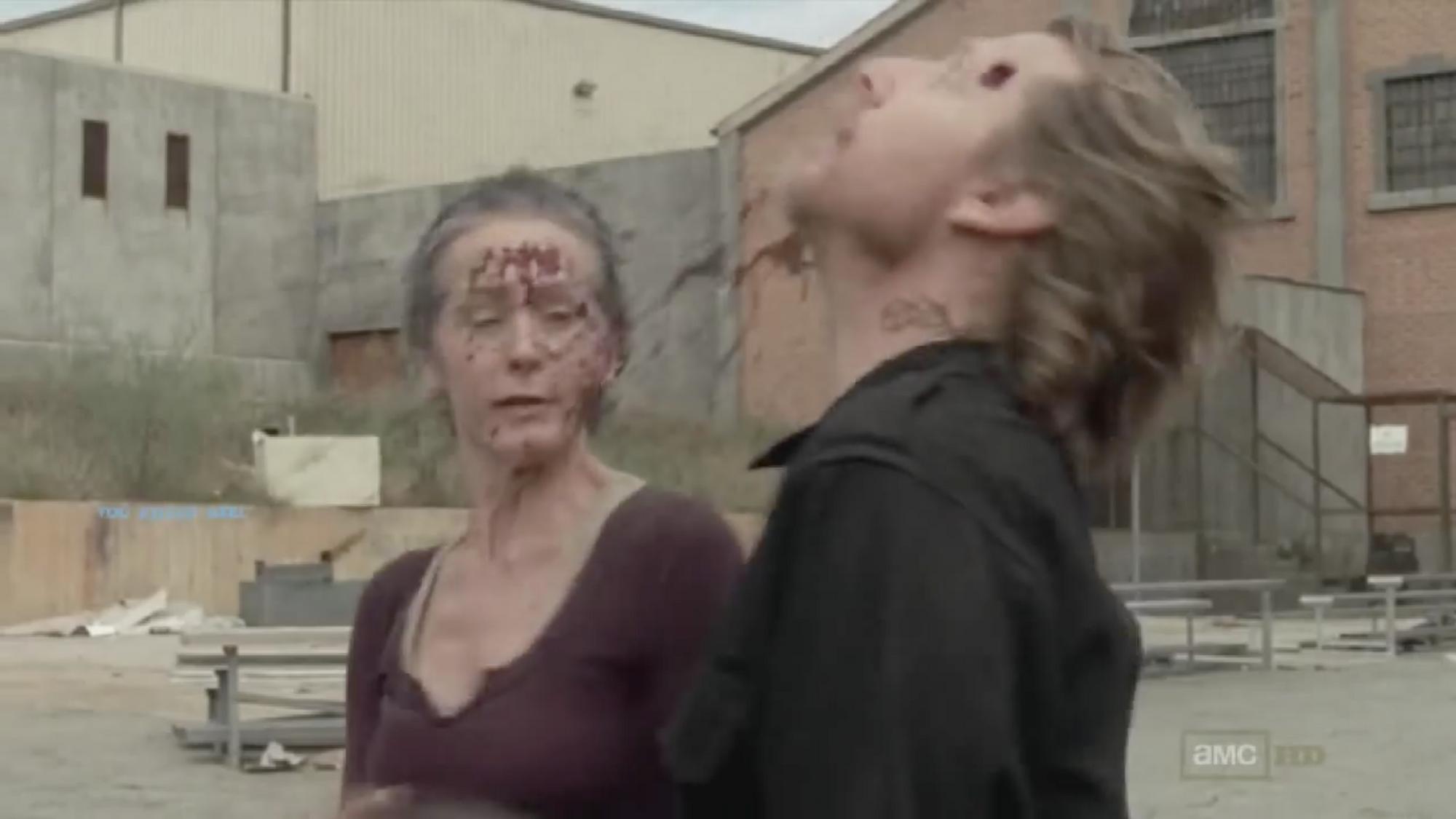 Axel Walking Dead