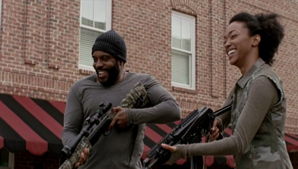 File:Prey Tyreese and Sasha Laugh.jpg