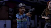 AmTR Trailer Clem Aiming