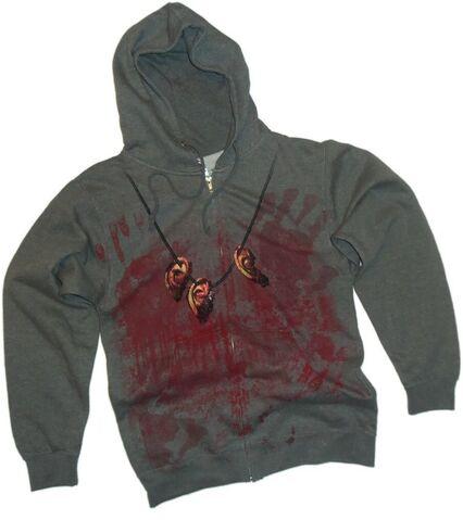 File:Daryl Dixon hoodie costume.jpg