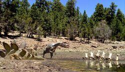 Allosaurus | Walking With Wikis | Fandom powered by Wikia