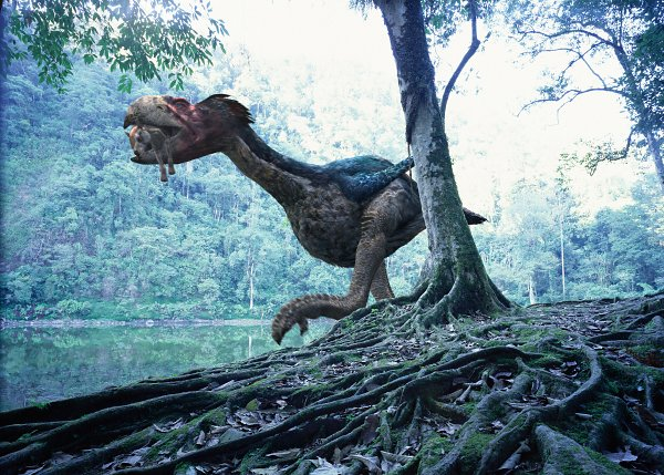 Gastornis | Walking with Dinosaurs Wiki