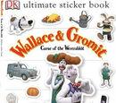 Curse of the Were-Rabbit: Ultimate Sticker Book