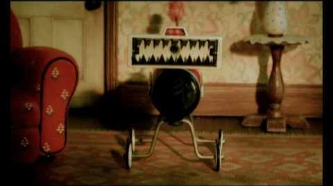 Crackervac- Wallace And Gromit