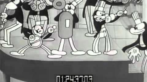 Broadway Folly(1930)-Oswald The Rabbit