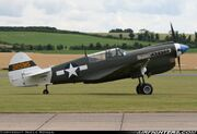 "Curtiss P-40N-5-CU ""Little Jeanne"""
