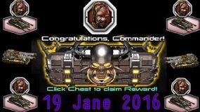 Hannibal Boss 19,06,2016 War Commander