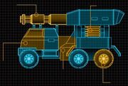 Gatling Truck Schematic