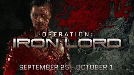 War Commander Operation Iron Lord