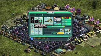 War Commander Operation Night's End