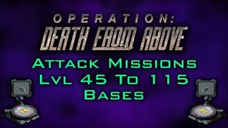 War Commander - Op. Death From Above - Attack Track