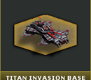 Titan Invasion Base