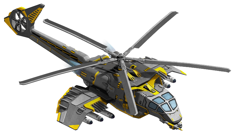 War Helicopter Png
