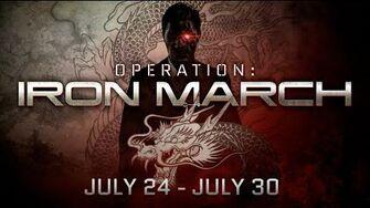 War Commander Operation Iron March
