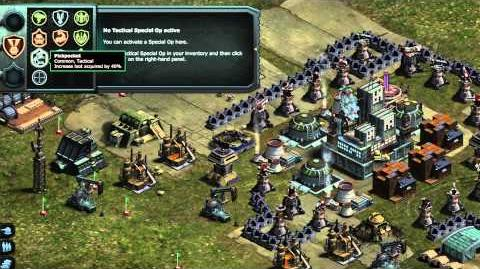War Commander Special Ops