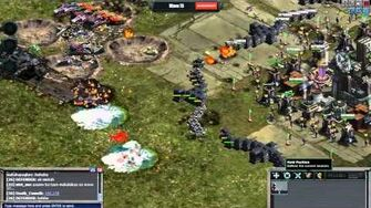 New Blitz Turret Support the Base Defense vs Operation Hellstorm 2