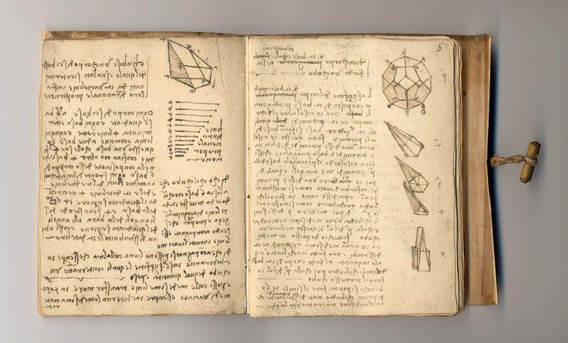 Leonardo Da Vinci S Notebook Warehouse 13 Artifact