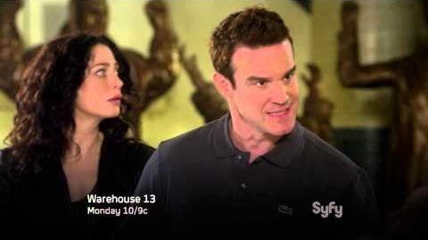 Warehouse 13 Season 4 420 Finale Episode