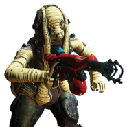 how to kill lieutenant lech kril warframe