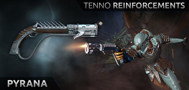 Update 13.6.0 Tenno Reinforcements