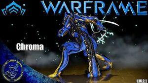 Warframe Chroma My Favorite Element Choice & Setup (U16.2