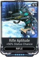 Rifle Aptitude