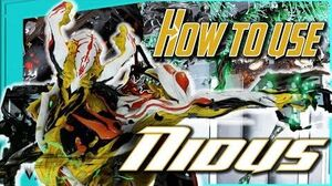 HOW TO USE NIDUS - Infested Playground Warframe