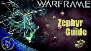 Warframe ZEPHYR Breakdown Build Guide