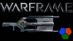 Warframe Flux Rifle