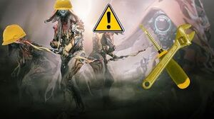 how to build a warframe from blueprint