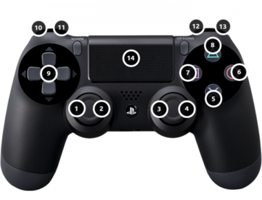 PS4GamePad