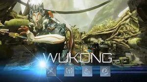 Warframe Wukong